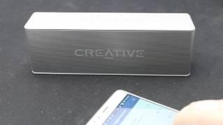 Тест звучания Creative MUVO 2