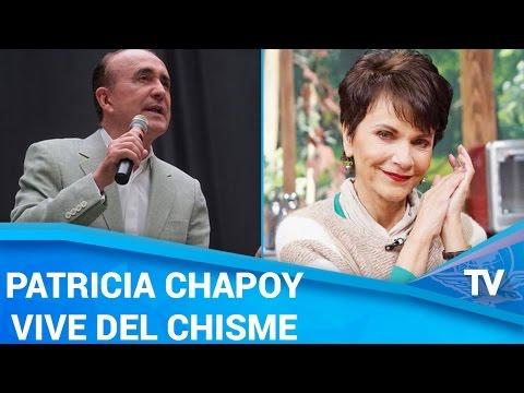 Pedro Ferriz arremete contra Paty Chapoy