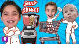 FREAKSHAKE CHALLENGE!! TASTE GOOD? YouTube Taste Test Challenge HobbyKidsTV