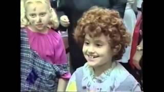 Ariana Grande as Annie