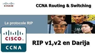 5 - Protocole De Routage Dynamique RIP version 1 et 2 (IPv4)