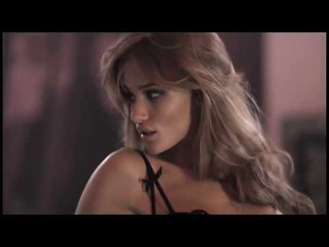 Rosie Huntington Whiteley In Agent Provocateur Advert