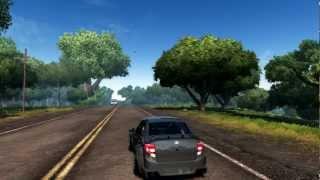 Test Drive Unlimited 2 Lada Granta Sport