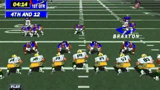 Playstation - NFL GameDay 99  .flv