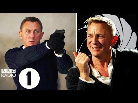 """Don't be s***!"" Daniel Craig's advice for the next James Bond."