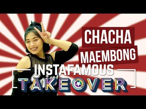 Instafamous Takeover x Chacha Maembong | Karaoke Sampai Tak Ingat Dunia :p