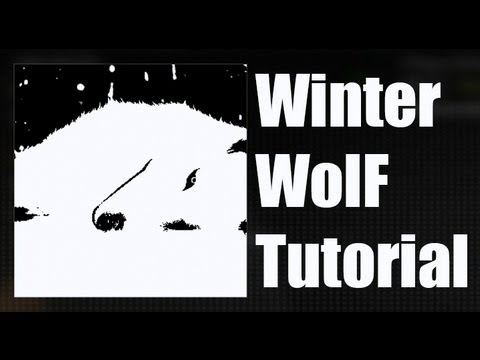 how to create a wolf emblem on black ops 2