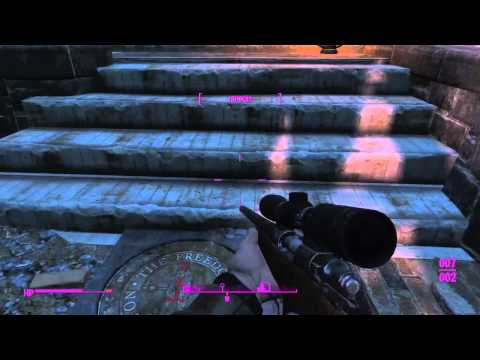 Fallout 4 Freedom Trail start to finish