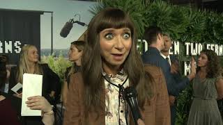 Between Two Ferns Movie: Lauren Lapkus Premiere Official