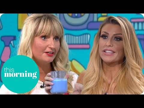 The Best Cleaning Hacks Featuring Mrs Hinch and Lynsey Queen of Clean | This Morning