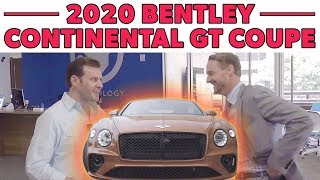 The Geek On The Street – 2020 Bentley Continental GT COUPE – AGENTOLOGY