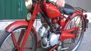 Motoleggera Guzzi 65 B