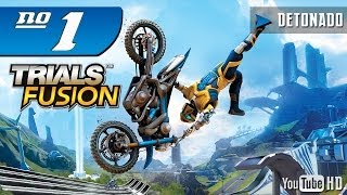 Trials Fusion Gameplay #1 [DETONADO PT-BR]