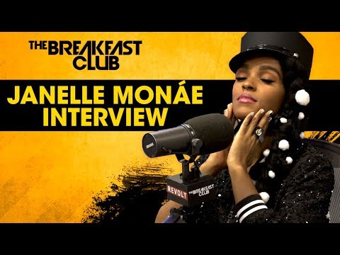 Janelle Monáe Talks New Album, Working With Prince, Empowerment + More Mp3