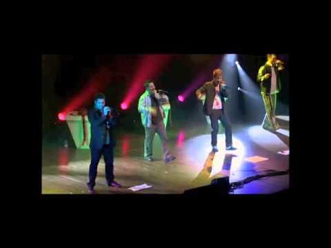 Ricky Martin - Ay, ay, ay It's Christmas (performed by Tonic Sol-fa)