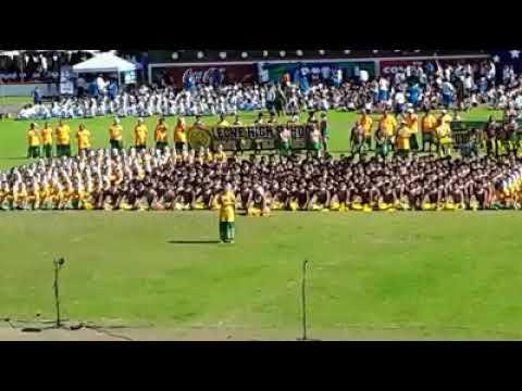 Leone High School Flag Day 2019