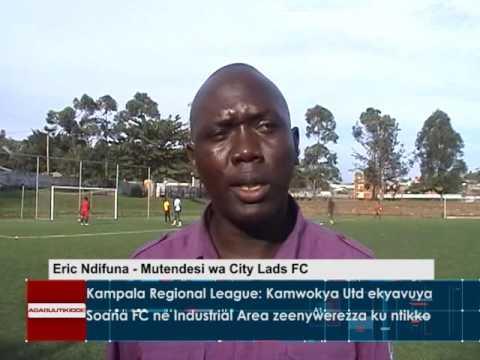 Kampala Regional League: Kamwokya UTD ekyavuya