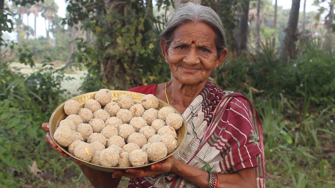 Myna Street Food Laddu