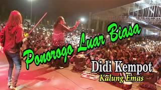 Download Didi Kempot Kalung Emas Sobat Ambyar Cilacap Suara Mp3