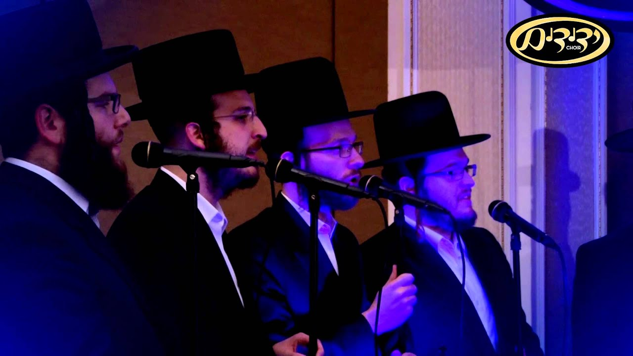 Sympinny Band, Shea Berko and Yedidim Choir performing 'Zaroh'