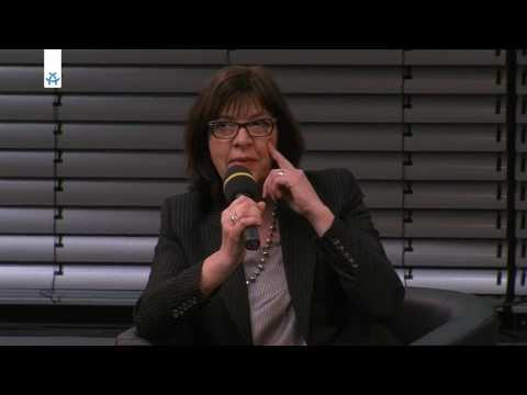 Berlin Conference 2014: Debate with Rebecca Harms, Noémi Kiss and Jacques Lévy (German sound)