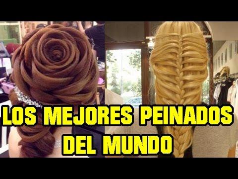 Los mejores peinados de mujer del mundo sexy o no youtube - El mejor peinado del mundo para hombres ...