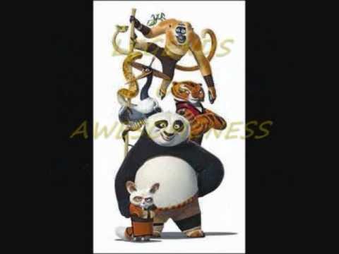 Kung Fu Panda Theme Song - YouTube