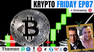 BITCOIN News I Krypto Friday Ep87: Masternode & Bitcoin News deutsch I Kryptowährung verstehen