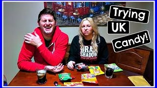 UNBOXING CANDY FROM THE UK! w/ The Ingham Family! (DAY 793)