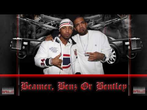 Lloyd Banks - Beamer Benz Or Bentley (Official CD/Q)