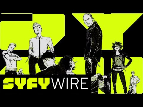 Deadly Class Becoming a TV Show: Artist Wes Craig Speaks Out | New York Comic-Con 2017 | SYFY WIRE