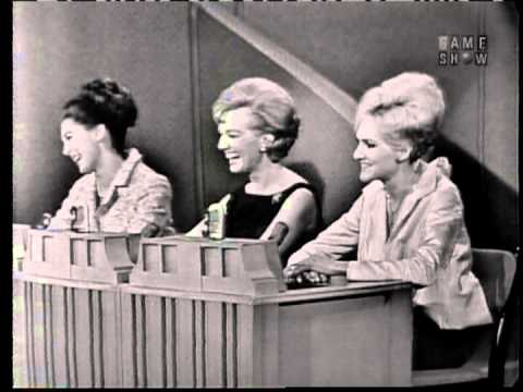 """Singer Marni Nixon on """"To Tell the Truth"""" (December 7, 1964)"""