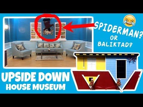 NAKAKAHILO BES! UPSIDE-DOWN MUSEUM SA DAVAO | Yam Cempron