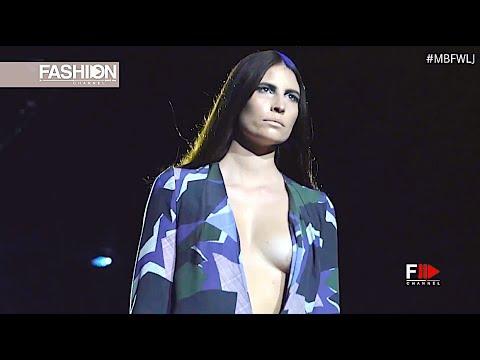 DAJANA LJUBICIC MBFW Ljubljana Spring Summer 2017 - Fashion Channel