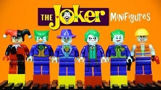 LEGO The Joker KnockOff Minifigure Collection (Bootleg) Batman