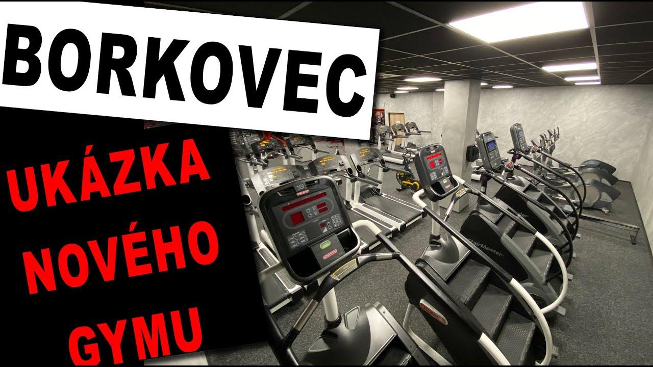 Jiří Borkovec | 2 PATRA - Ukázka nového GYMU | BODYFLEX Fitness HK