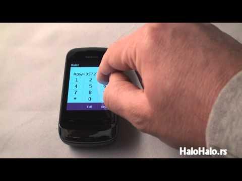 Nokia C2-02 dekodiranje pomoću koda