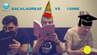 BACalaureat 2017 vs 1 Iunie - Mi-e Foame! (S02E13)