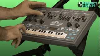 Roland MC-202 Vintage Synthesizer Overview