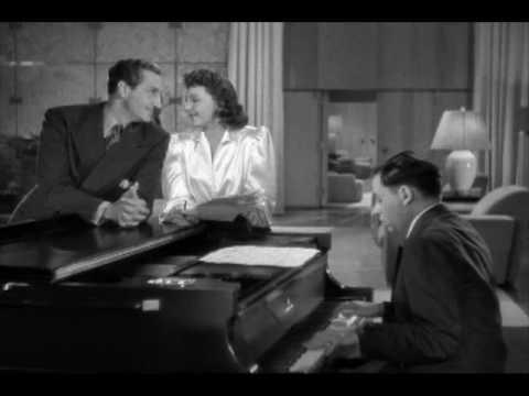 Mary Martin & Oscar Levant - That's for Me (Rhythm on the River)
