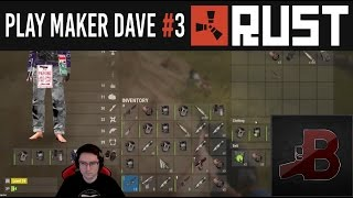 Play Maker Dave #3 - Rust