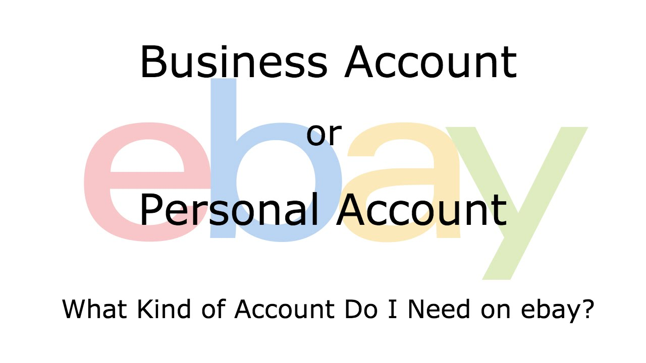 how to create an ebay account