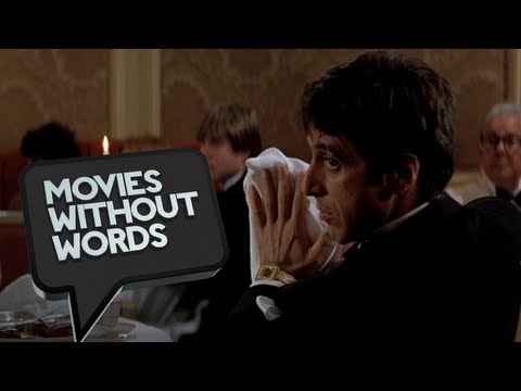 Scarface (5/8) Movies Without Words - Al Pacino Movie HD