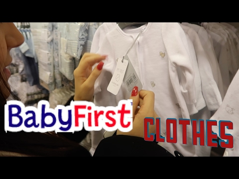 BUYING OUR UNBORN BABY ITS FIRST CLOTHES!!! FLIPPING HELL!!