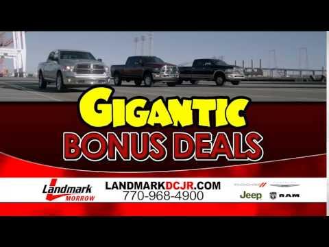 RAM Truck Clearance!   Landmark Dodge in Morrow, GA