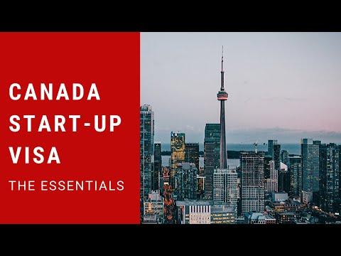 Canada Start-Up Visa: The Essentials