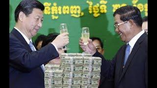 Tin mới nhất Tối 21/9: Nguy cho Việt Nam rồi! TQ dùng tiền mua đứt Campuchia Mỹ bị ra rìa