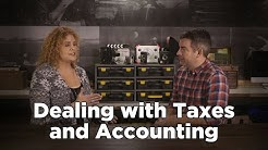 Taxes and Accounting for Video Producers and 15% Off the Corporate Video Guide