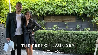 The French Laundry | 3-Star Michelin Restaurant Experience: 9-Course Chef's Tasting Menu