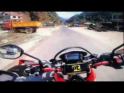 Close call...roads of nepal..